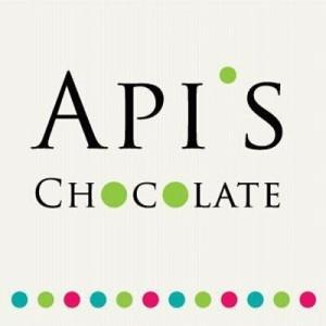 Api's Chocolate Cafe Logo