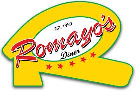 Romayos diners logo